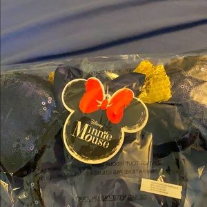 Minnie mouse ears from  Walt life subscription